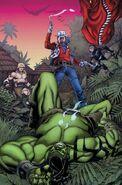 Skaar King of the Savage Land Vol 1 3 Textless