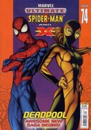 Ultimate Spider-Man and X-Men Vol 1 74