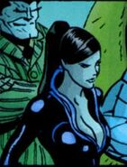 Yuriko Oyama (Earth-11080) from Marvel Universe Vs. The Punisher Vol 1 4 0001