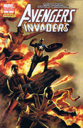 Avengers Invaders Vol 1 8 Epting Variant