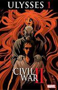 Civil War II Ulysses Vol 1 1 Textless