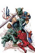 New Avengers Vol 2 23 Textless