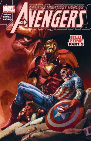 Avengers Vol 3 69