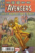 Avengers Vol 5 9 Many Armors of Iron Man Variant