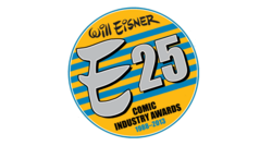 Eisner Awards 2013 Logo Slider