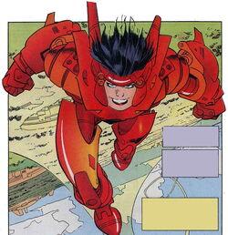 Karyn Nash (Earth-928) Spider-Man 2099 Vol 1 24