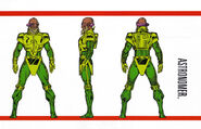 Seginn Gallio (Earth-616) from Official Handbook of the Marvel Universe Master Edition Vol 1 6 0001