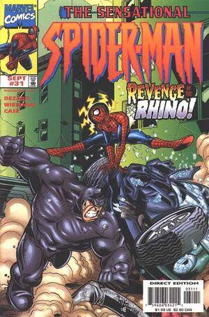 Sensational Spider-Man Vol 1 31
