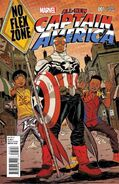 All-New Captain America Vol 1 1 Interscope Custom Variant