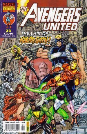 Avengers United Vol 1 23