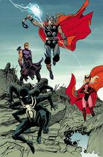 Dark Avengers (Earth-616) from Dark Avengers Vol 1 175
