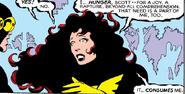 Phoenix Force (Earth-616) from Uncanny X-Men Vol 1 136