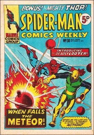 Spider-Man Comics Weekly Vol 1 30