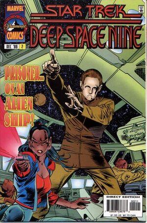 Star Trek Deep Space Nine Vol 1 2