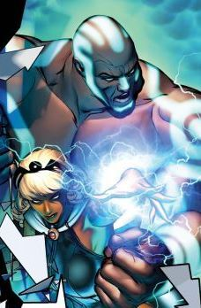 Storm's Squad (Earth-616) from X-Men Divided We Stand Vol 1 1 0001