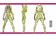Vertigo (Savage Land Mutate) (Earth-616) from Official Handbook of the Marvel Universe Master Edition Vol 1 6 0001