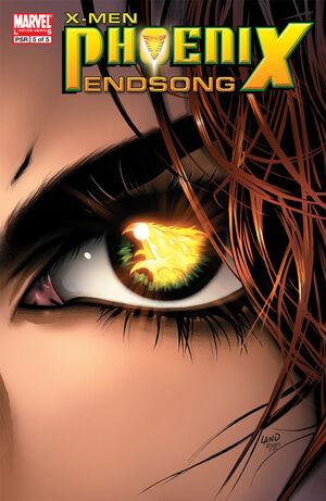 X-Men Phoenix Endsong Vol 1 5