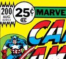 Captain America Vol 1 200