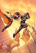 Captain America Vol 7 17 Morales Variant Textless