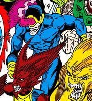 Cyclops (Doppelganger) Infinity War Vol 1 1