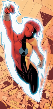 Doctor Spectrum (Earth-4290001) from New Avengers Vol 3 20 002