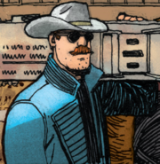 Drew Daniels (Earth-616) from Occupy Avengers Vol 1 9