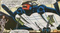 XF5U-2 from Marvel Fanfare Vol 1 16 0001