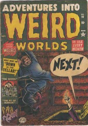 Adventures into Weird Worlds Vol 1 10