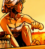 Alison Blaire (Earth-81191) from Iron Age Alpha Vol 1 1 0001