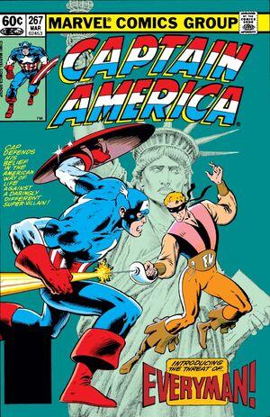 Captain America Vol 1 267