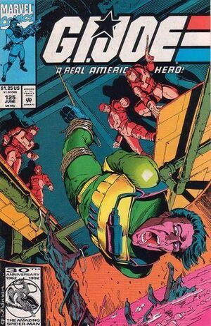 G.I. Joe A Real American Hero Vol 1 125
