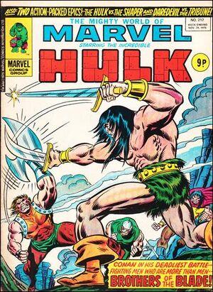 Mighty World of Marvel Vol 1 217