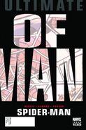 Ultimate Spider-Man Vol 1 155 Second Printing Variant