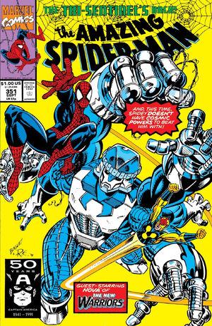 Amazing Spider-Man Vol 1 351