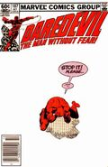 Daredevil Vol 1 187