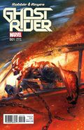 Ghost Rider Vol 8 1 Dell'Otto Exclusive Variant