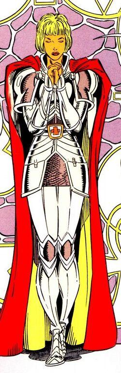 Goddess (Earth-616) from Infinity Crusade Vol 1 2 001