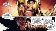 Heimdall overtuigt Ares van zijn fout om Osborn te vertrouwen (Siege-2)