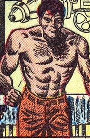 Kenneth Hale (Earth-616) Human Form from Men's Adventures Vol 1 26 0001
