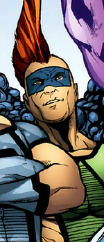 Peter van Zante (Earth-616) from Avengers The Initiative Vol 1 26 0001
