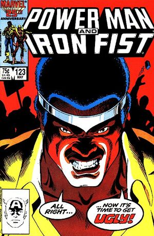 Power Man and Iron Fist Vol 1 123