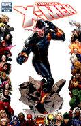 Uncanny X-Men Vol 1 514 70th Frame Variant