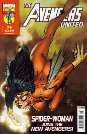 Avengers United Vol 1 79
