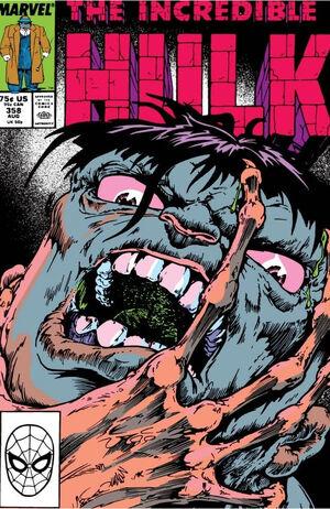 Incredible Hulk Vol 1 358