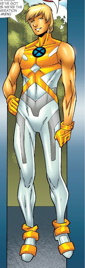 Joshua Foley (Earth-616) from New X-Men Vol 2 2 0001
