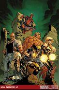 New Avengers Vol 2 7 Textless