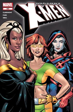 Uncanny X-Men Vol 1 452