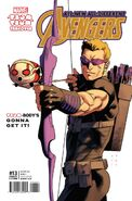 All-New, All-Different Avengers Vol 1 13 Marvel Tsum Tsum Takeover Variant