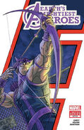 Avengers Earth's Mightiest Heroes Vol 1 6