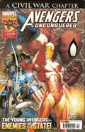 Avengers Unconquered Vol 1 2